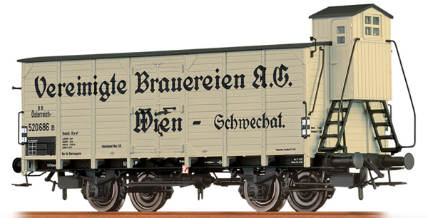 Brawa 49737 - Austrian Beer Car of the BBO