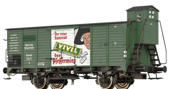 Brawa 49743 - Covered Freight Car G10 Vivil