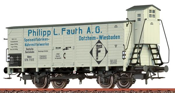 Brawa 49781 - Freight Car Refrigerator Car