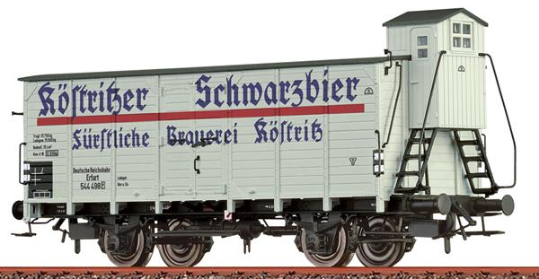 Brawa 49782 - Beer Car G10  Kröstitzer