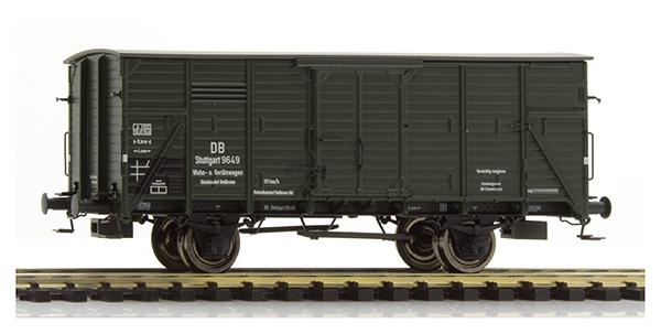 Brawa 49783 - Covered Freight Car G10 Wohn-Gerätewagen