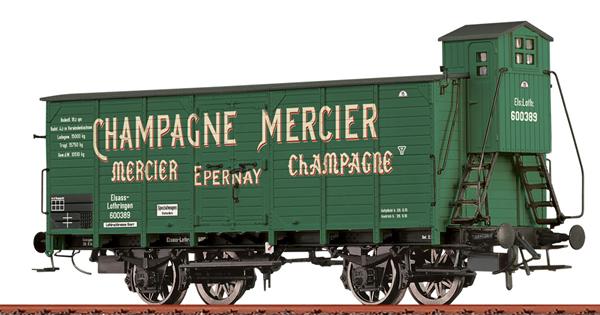 Brawa 49805 - Freight Car G Champagn