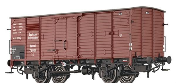 Brawa 49821 - German Covered Freight Car G