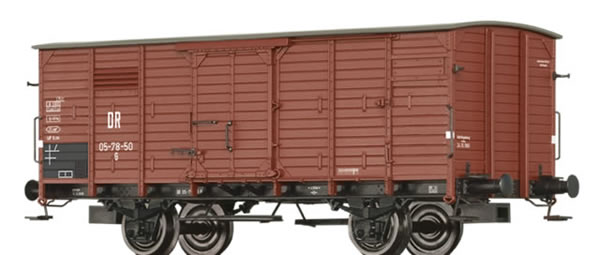 Brawa 49823 - German Covered Freight Car G