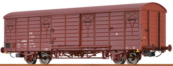 Brawa 49901 - German Covered Freight Car GBS 1500 of the DR