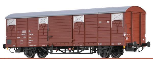 Brawa 49909 - German Covered Freight Car Glmms