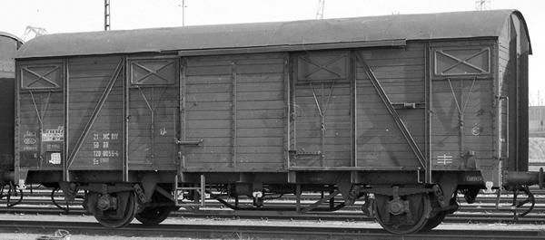 Brawa 50108 - Freight Car Gs [1200]  MC RIV