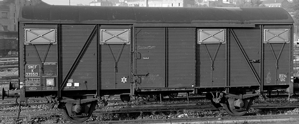 Brawa 50109 - Freight Car K