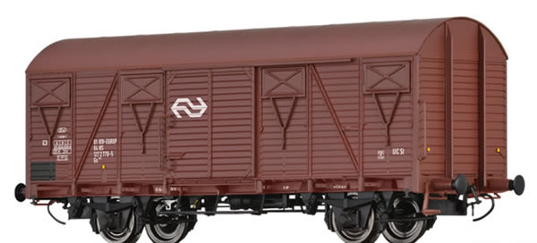Brawa 50118 - Covered Freight Car Gs EUROP