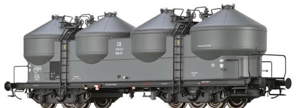 Brawa 50307 - German Container Car KKds 55