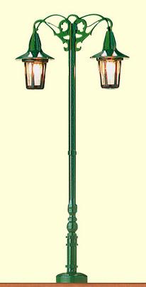 Brawa 5222 - H0 Park Light historic, 2-arm