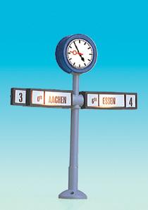 Brawa 5290 - H0 Station Clock Train Direct
