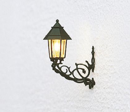 Brawa 5357 - H0 Wall Light Nürnberg