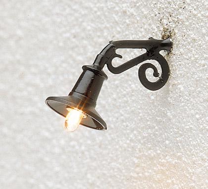 Brawa 5358 - H0 Wall Light for BD factorie