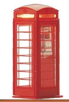 Brawa 5437 - H0 British Telephone Box