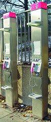 Brawa 5438 - H0 Telestation Telekom