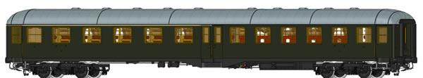 Brawa 58000 - German Passenger Coach ABymgf-51