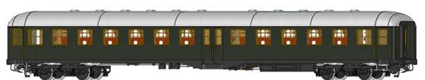 Brawa 58014 - German Passenger Coach Bymgf-51