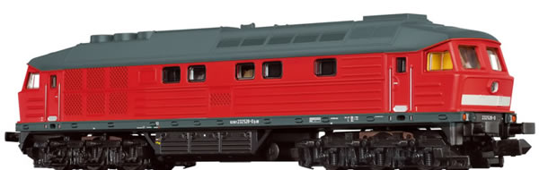 Brawa 61030 - German Diesel Locomotive 232 of the DB AG