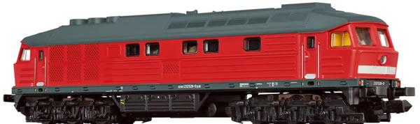Brawa 61031 - German Diesel Locomotive 232 of the DB AG (Sound)