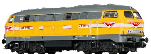 Brawa 61215 - German Diesel Locomotive BR 216 H.F. Wiebe (Sound)