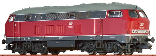 Brawa 61216 - German Diesel Locomotive V160 of the DB