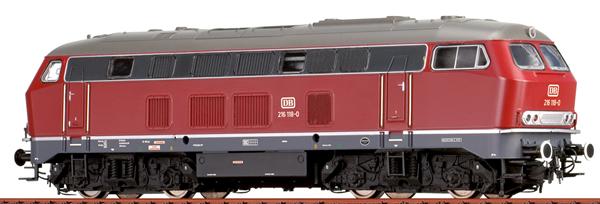 Brawa 61218 - German Diesel Locomotive 216 of the DB