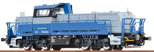 Brawa 62703 - N Diesel Loco Gravita 10 BB V