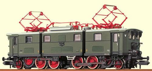 Brawa 63001 - N Electric Loco E 77 DR, III