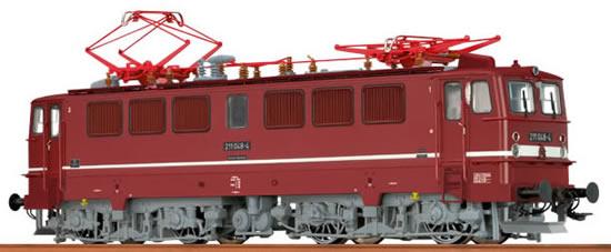 Brawa 63019 - German Electric Locomotive BR 211 of the DR