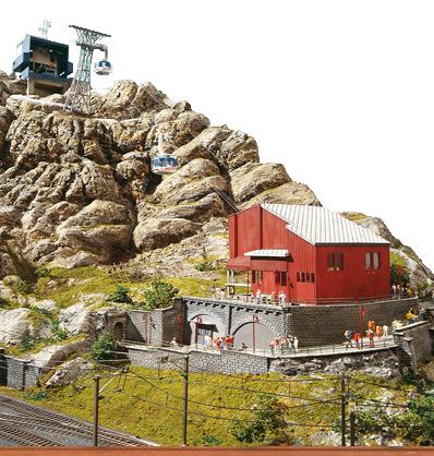 Brawa 6331 - HO Funicular Titlis-Bahn