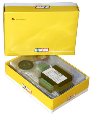 Brawa 6345 - Sound Package for BRAWA Cable Ways