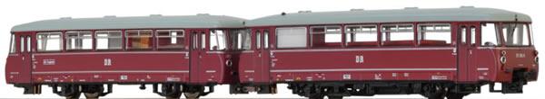 Brawa 64305 - German Railcar VT171 of the DR (Sound)