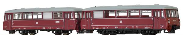 Brawa 64307 - German Railcar VT172 of the DR (Sound)