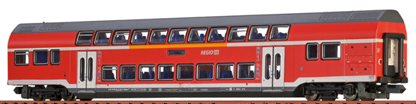 Brawa 64516 - Double Decker Middle Car 445
