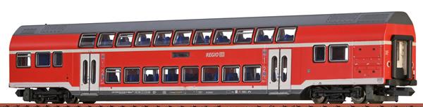 Brawa 64518 - Double Decker Middle Car 445
