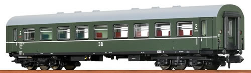 Brawa 65047 - N Passenger Coach B4mle [Reko