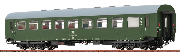 Brawa 65067 - N Passenger Coach Bghw DR, IV