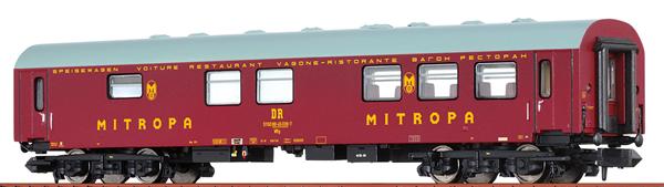 Brawa 65070 - N Passenger Coach WRg DR, IV
