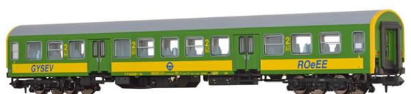Brawa 65144 - Passenger Coach Byz GYSEV