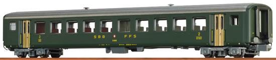 Brawa 65231 - Passenger Coach EW II B SBB