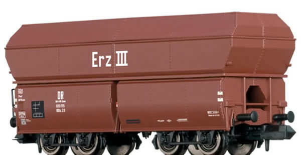 Brawa 67036 - Open Freight Car OOtz 23 ERZ III Brit-US-Zone