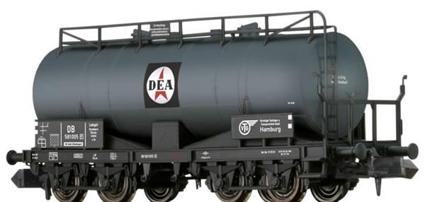 Brawa 67076 - Tank Car 4-axle ZZ [P] DEA DB