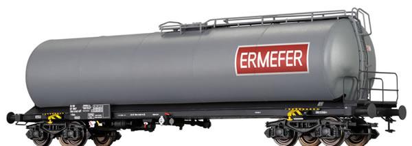 Brawa 67252 - Tank Car 4-axle ERMEFER SNCF