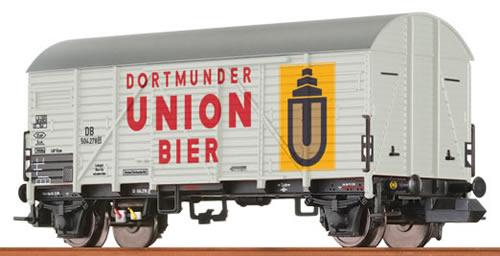 Brawa 67301 - German Freight Car Gmhs Dortm. Union of the DB