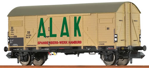 Brawa 67303 - German Freight Car Gmhs Alak of the DB