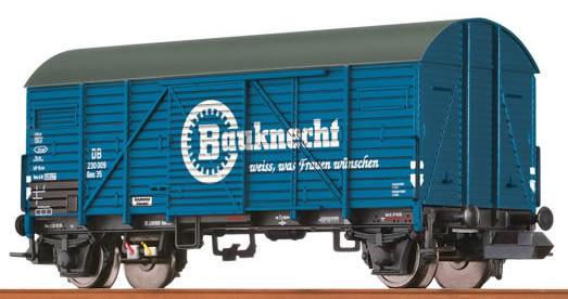 "Brawa 67308 - Covered Freight Car Gms 35 ""Bauknecht"" DB"