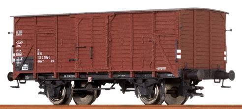 Brawa 67401 - German Freight Car G10 of the DB
