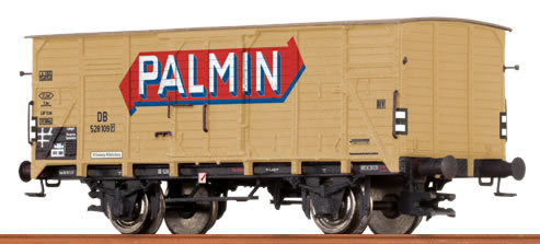 Brawa 67405 - German Freight Car G10 Palmin of the DB