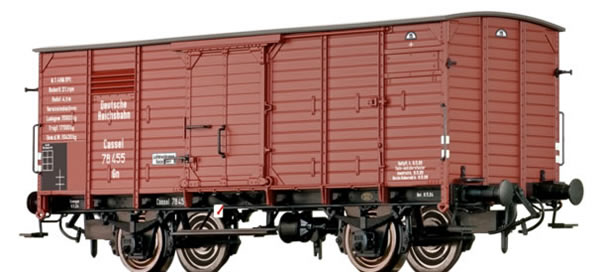 Brawa 67441 - German Freight Car Gn of the DRG